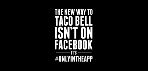 A Social Media Lesson on Disruptive Engagement by Taco Bell